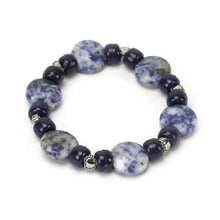 Load image into Gallery viewer, Stepping Stone Bead Bracelet