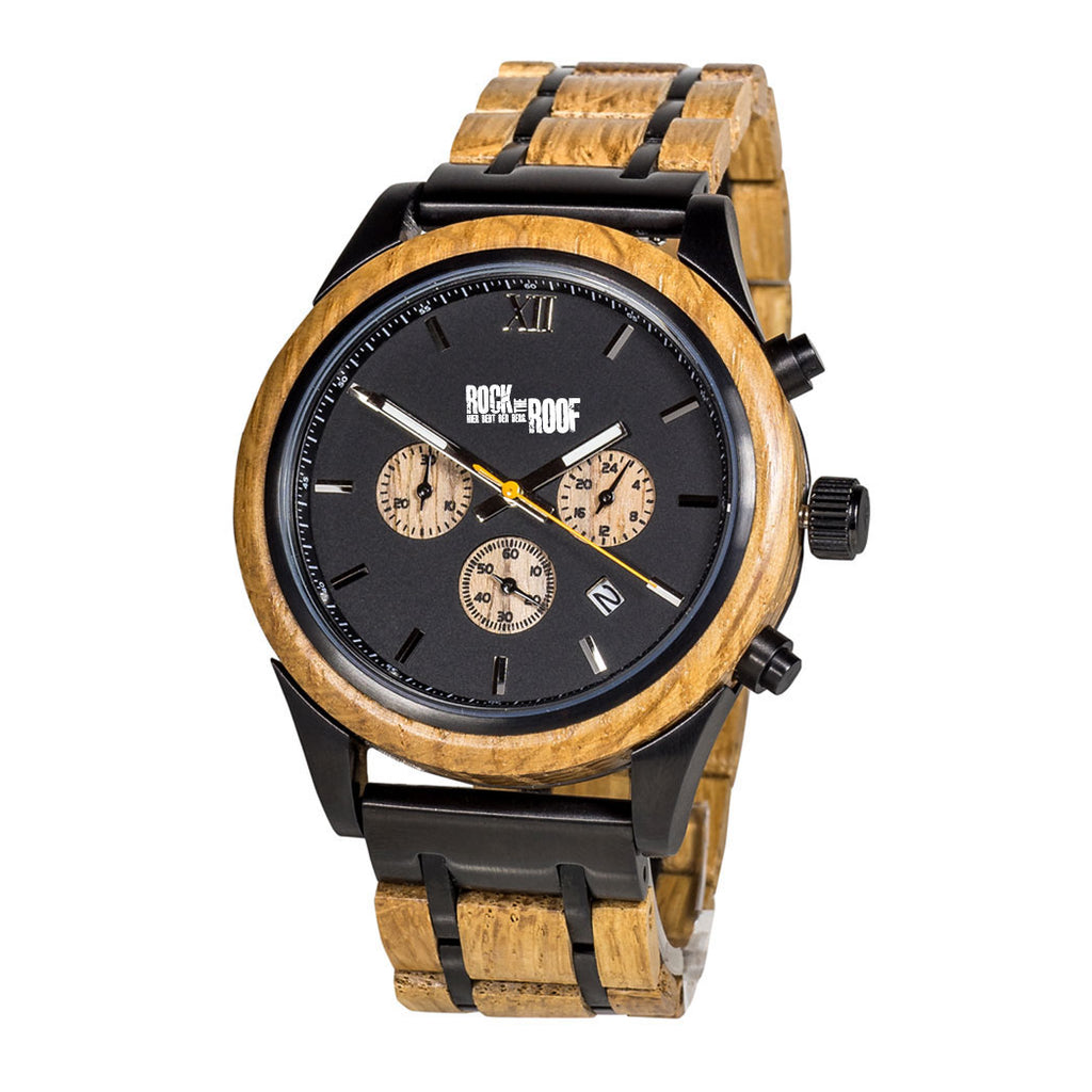 Rock the Roof Chronograph