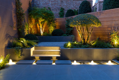 Why Feature Lighting Matters & How It Can Shape Your Entire Outdoor Space!!