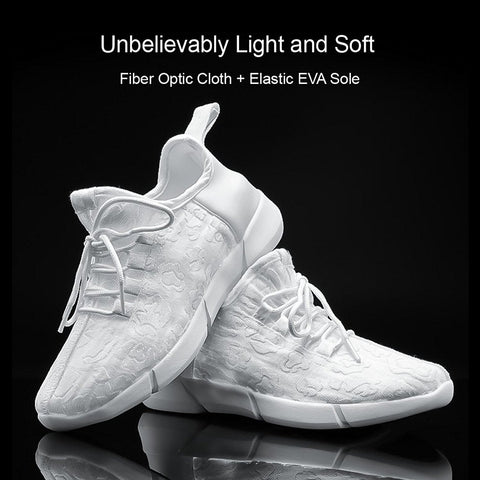 GLOWZ Finite™ Light-up Party Shoes - findmelights.com