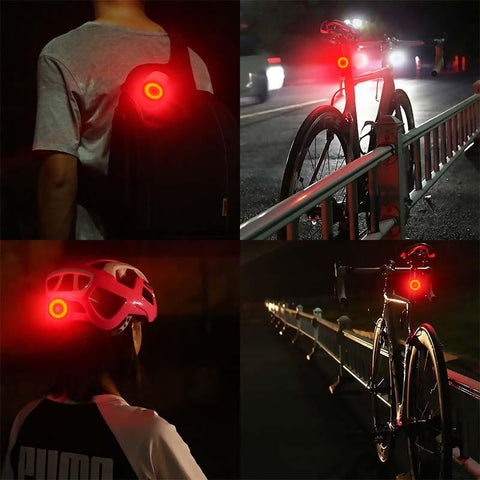 WASAFIRE Kilian Rear Bike Light- findmelights.com