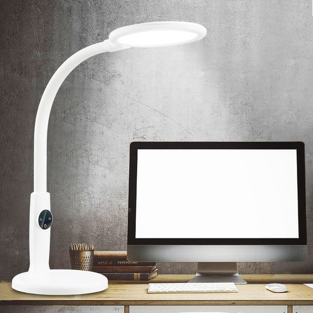 POOKIN Flexible Gooseneck Dimmable Light
