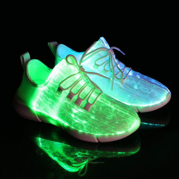 GLOWZ Mk™ Light-up Party Shoes