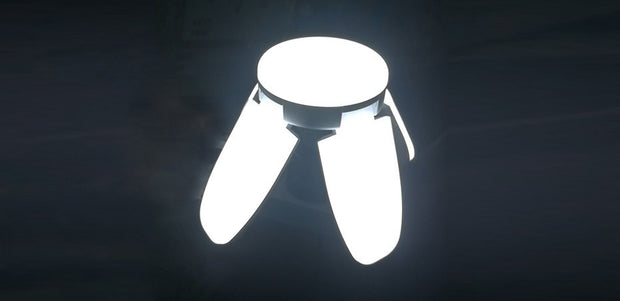 Foldable Fan Night Lamps