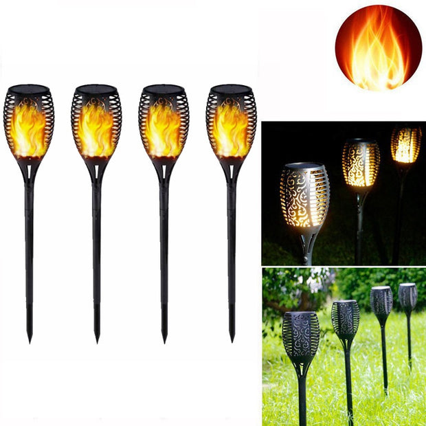 FIREBRIGHT Outdoor Solar Lights