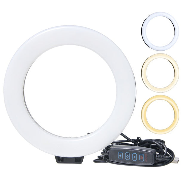 Studio Camera Ring Light