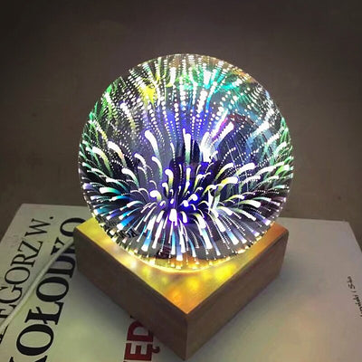 SPHERE 3D Projection Night Light