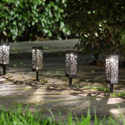 Hixbry Phillips Solar LED Path Lights