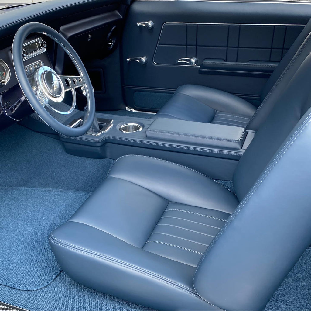 1967 Chevy Impala Custom Interior