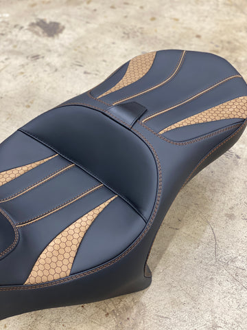 victory motorcycle seats