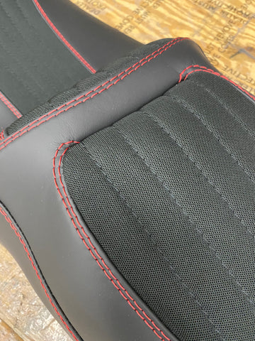harley davidson custom bike seats