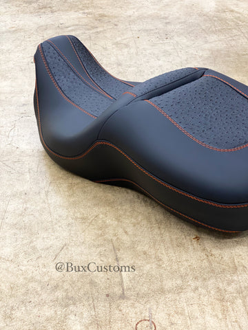 custom ultraglide seat