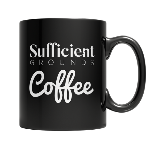 Sufficient Grounds Coffee Mug