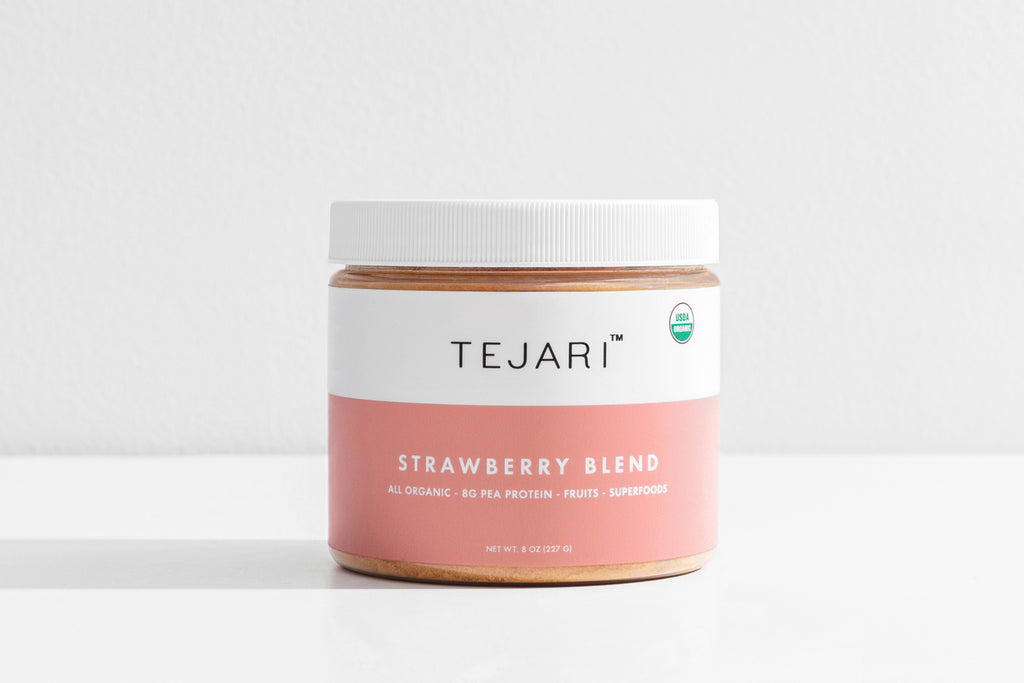 Organic Strawberry Blend