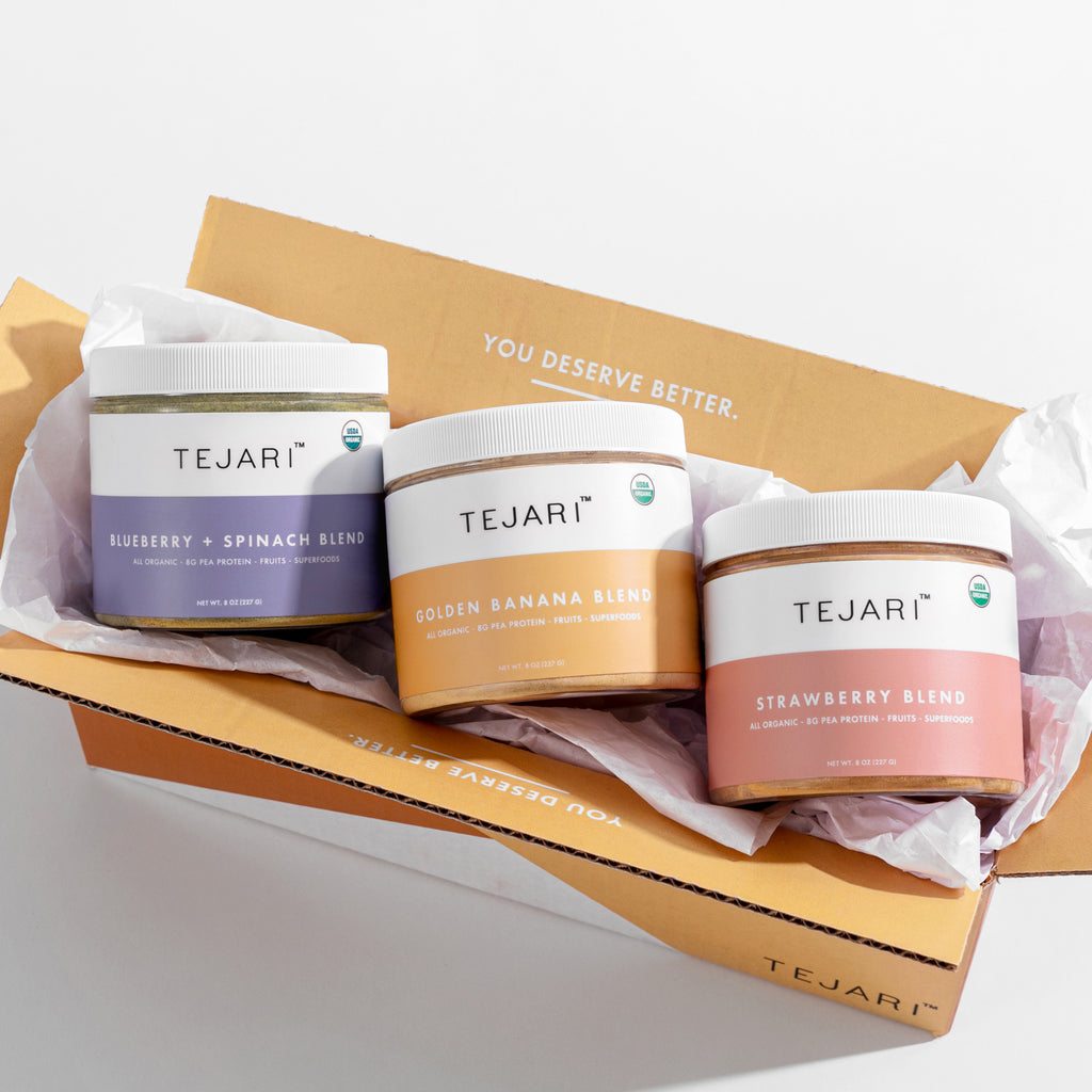 Tejari Three Jar Set