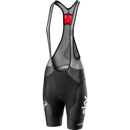 Team Sky 2019 Women's Free Aero Race Bib Shorts