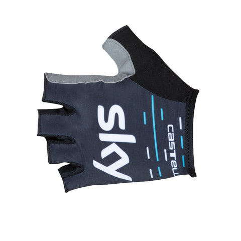 Team Sky 2017 Kid's Fan Gloves