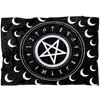 Pentagram Fleece Blanket