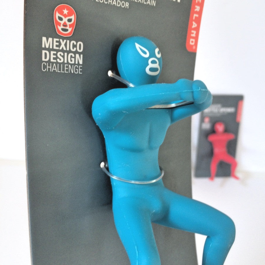 luchador bottle opener  craft beer hound -  luchador bottle opener  beer bottle opener craft beer hound