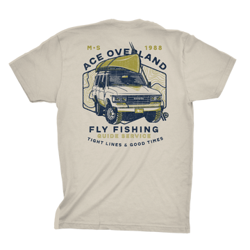 Ace Fly Fishing Guide