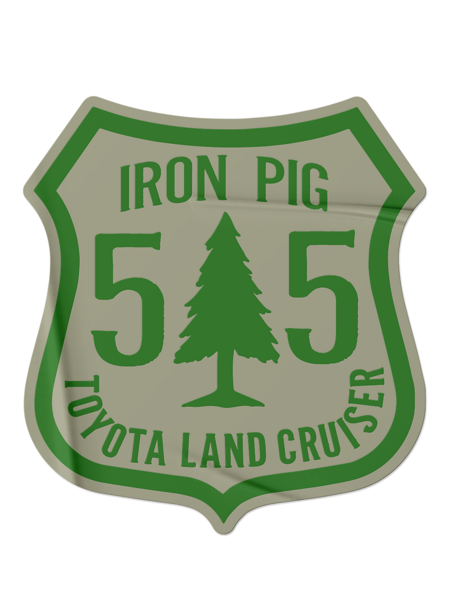 Iron Pig Forest Service