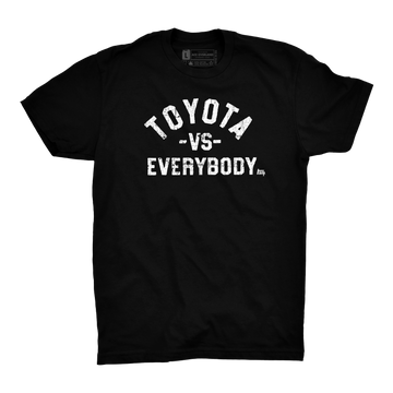 Toyota VS Everybody