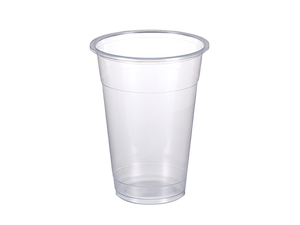 500ml PP Clear Cup (1000pcs)