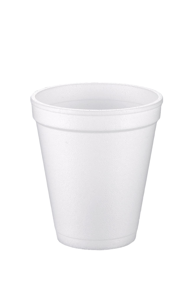 8oz Foam Cups (1000pcs)