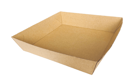 Brown Corrugated Tray #2 (250pcs)