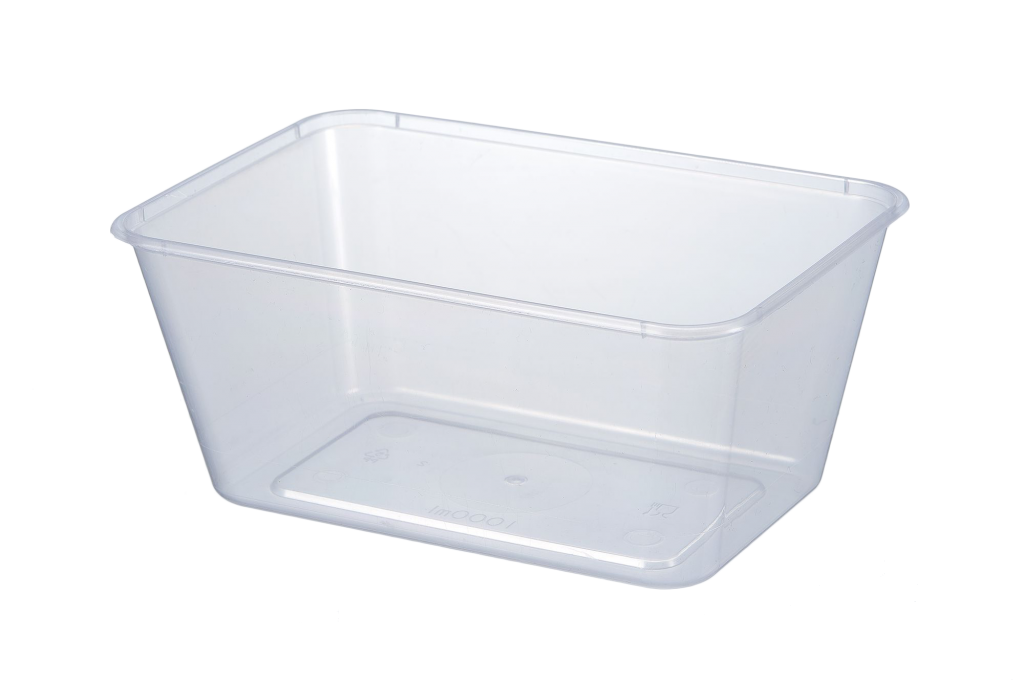1000ml Rectangular Container (500pcs)