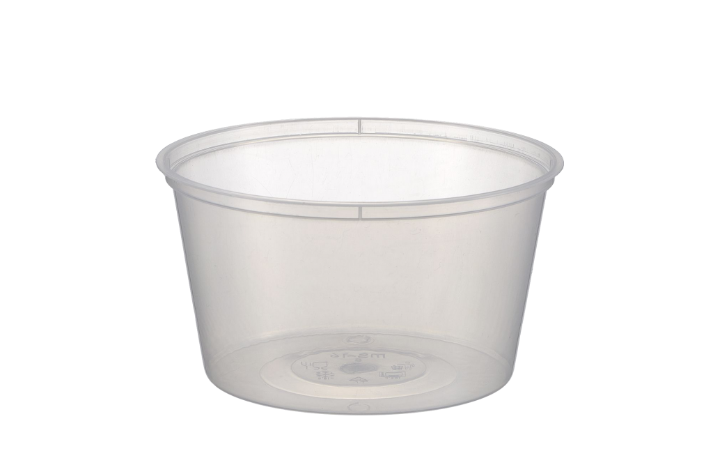 440ml/16oz Round Containers (500pcs)