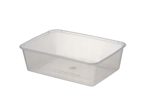 650ml Rectangular Container (500pcs)