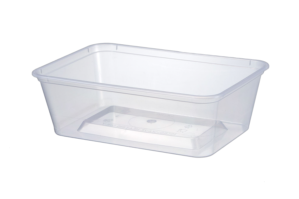 700ml Rectangular Container (500pcs)