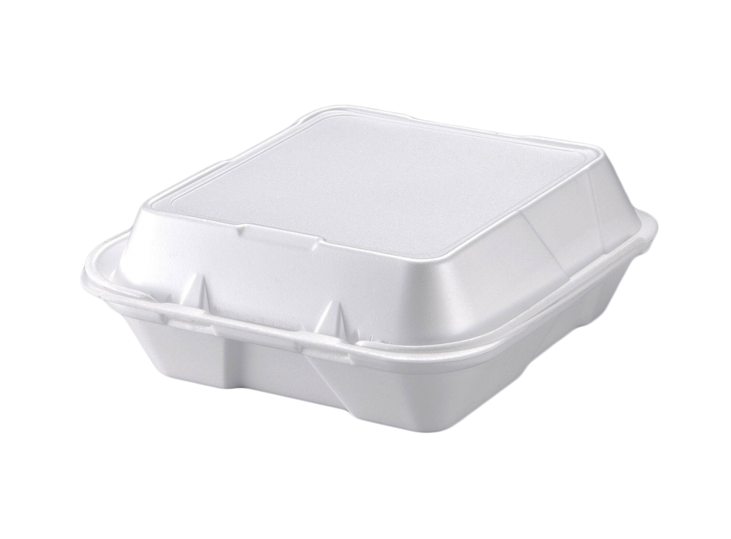 Foam Dinner Pack #17S Clamshell (200pcs)