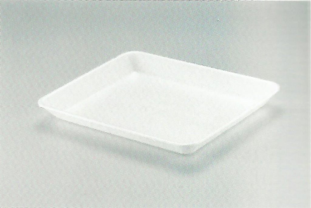 11x9 Foam Tray Deep (500pcs)