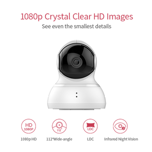 YI Dome Camera 1080p (2pc)
