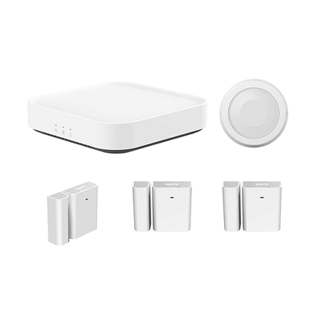 Kami Smart Security Starter Kit with Base Station