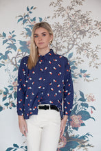Load image into Gallery viewer, Flower Pot Print Casual Shirt