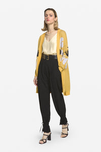 Ottod'ame Trousers with tucks