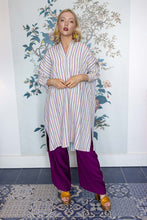 Load image into Gallery viewer, Stripe Oversized Shirt / Tunic