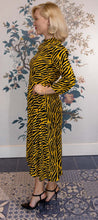 Load image into Gallery viewer, Tiger Print Dress