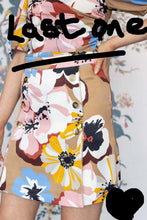 Load image into Gallery viewer, Floral Print Mini Skirt