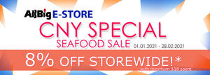 CNY 2021 Seafood Super Sale!