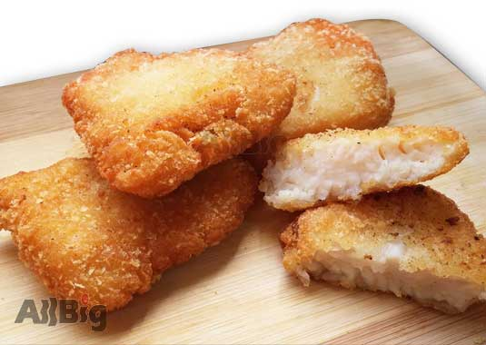 Breaded Fish (Dory) Fillet (1KG) - All Big Frozen Food Pte Ltd