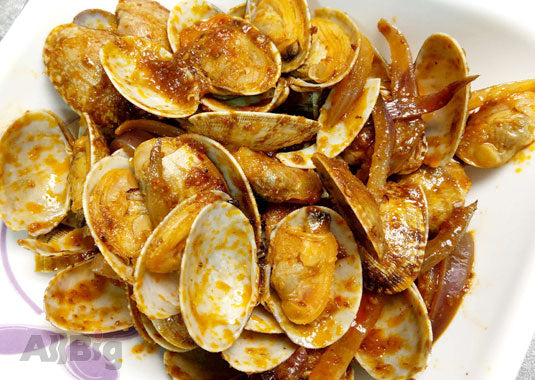 Flower Clams (500G) - All Big Frozen Food Pte Ltd