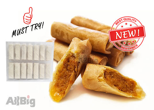 Muar Fish Otah Spring Roll (14 Pcs) - All Big Frozen Food Pte Ltd