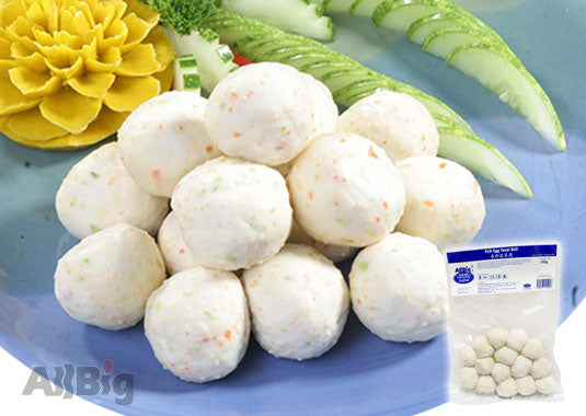 Fish Egg Yasai Ball (200G) - All Big Frozen Food Pte Ltd