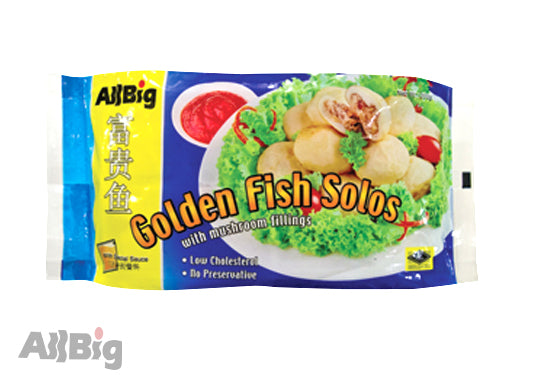 Golden Fish Solos (200G) - All Big Frozen Food Pte Ltd