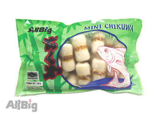 Mini Chikuwa (250G) - All Big Frozen Food Pte Ltd