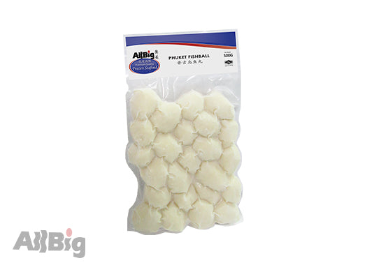 Phuket Fishball (500G) - All Big Frozen Food Pte Ltd